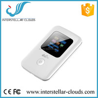 Hotspot with SIM Card Slot LCD 4g LTE Mobile Wireless Router