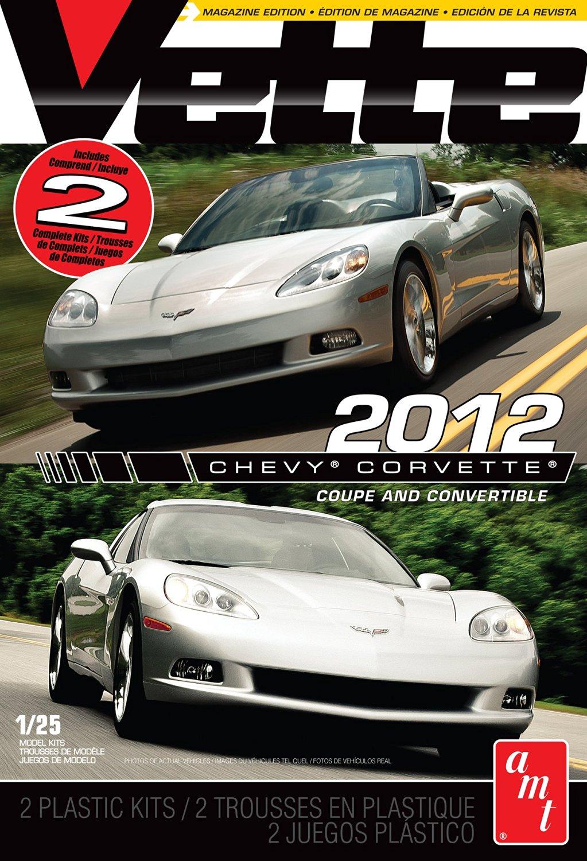 AMT Vette Magazine 2012 Corvette Coupe and Convertible