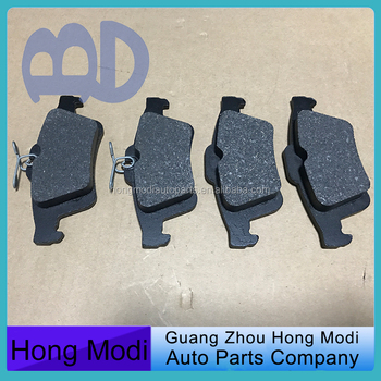 Front And Rear Brake Pad For Mazda 3 5 OEM B4YB 33 23Z C2Y3