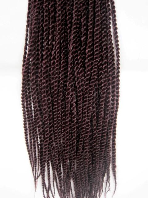 Senegalese Twist Havana Mambo Crochet Braids Hair 18'' Afro Pre ...