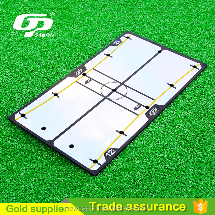 Original Caiton Brand Best Quality Golf Putting Alignment Mirror