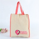 Using environmentally friendly materials cotton canvas tote bag