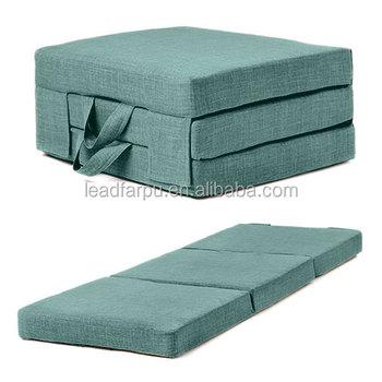 Home Furniture Waterproof Outdoor Folding Memory Foam Sponge