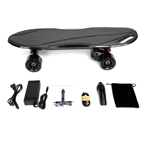 Powerful Dual Motor 4WD Replacement Parts Electric Skateboard