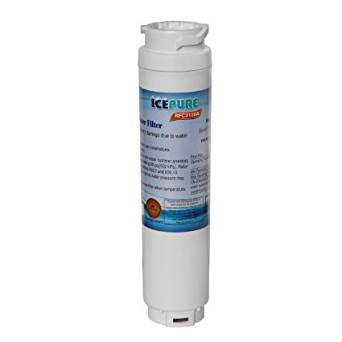 2 Pack Bosch Ultra Clarity Refrigerator Water Filter Replacement by IcePure RFC3100A