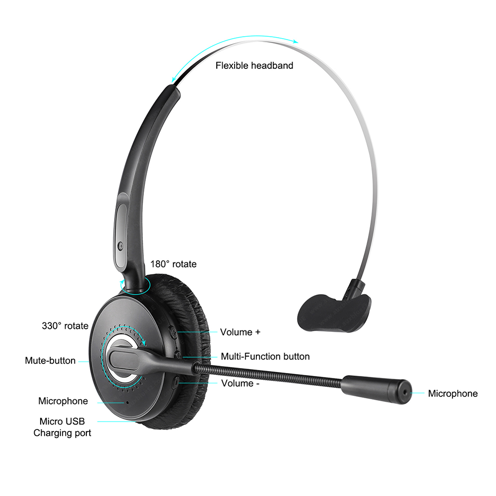 Wholesale A6 Service Centre Csr Chipeset Bluetooth Headset 4 2 Stereo Single Ear Noise Cancelling Wireless Headphone Buy Bluetooth Wireless Headphones Single Ear Bluetooth Headphone Noice Cancelling Bluetooth Headset Product On Alibaba Com