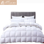 hot selling hotel duck feather down eiderdown quilt