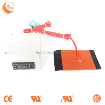 Silicone Rubber Heater Solar Powered Portable Heater Electric Stove Coil  Heating Element