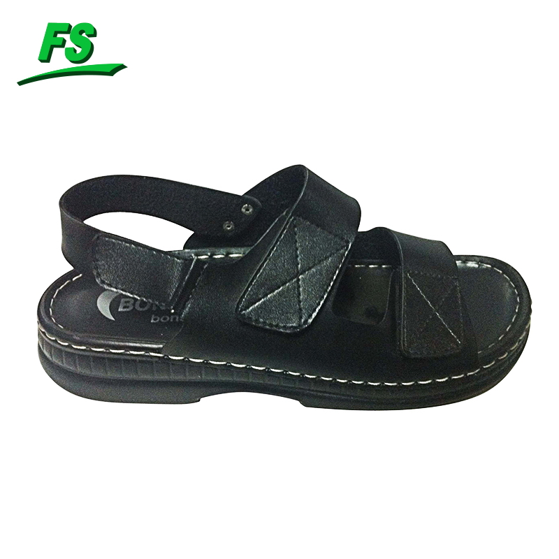 newest men PU outdoor sandals