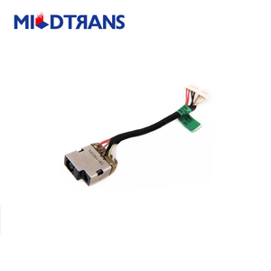Mildtrans Wholesale for HP Probook X360 G1 Notebook DC Power Jack with cable