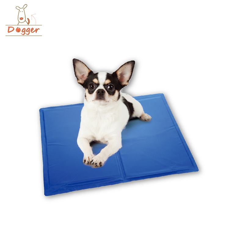 New products 2017 home garden warm cold gel pet bed /pet mat for dogs houses