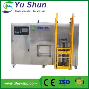 Kitchen Food Waste Composting Machine For Hotel Use