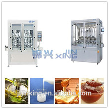 New brand 2016 shampoo bottle filling machine manufacturer
