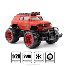 1/20 <span class=keywords><strong>RC</strong></span> voiture camion de Cross Country radiocommandé 27MHZ Monster Truck hors route <span class=keywords><strong>RC</strong></span> <span class=keywords><strong>jouets</strong></span>