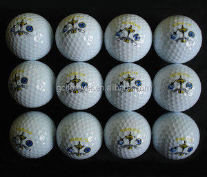 2 layer/3 layer/4 layer type golf match ball