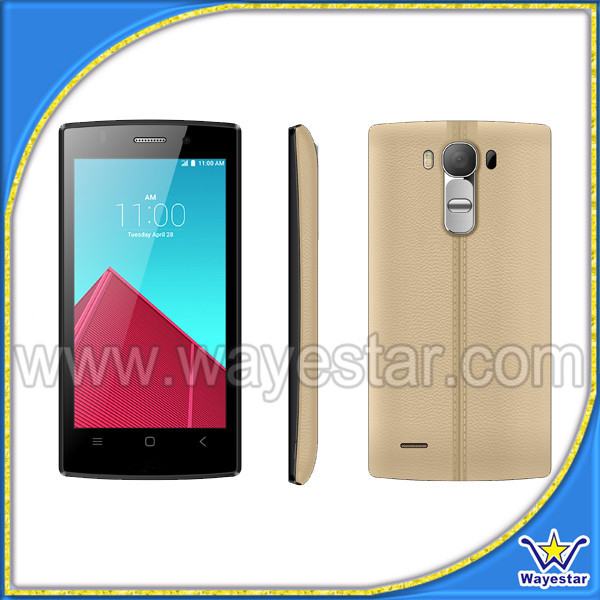 Cheap Andriod Phone 4.5 inch Dual Sim Wifi Mobile Phone