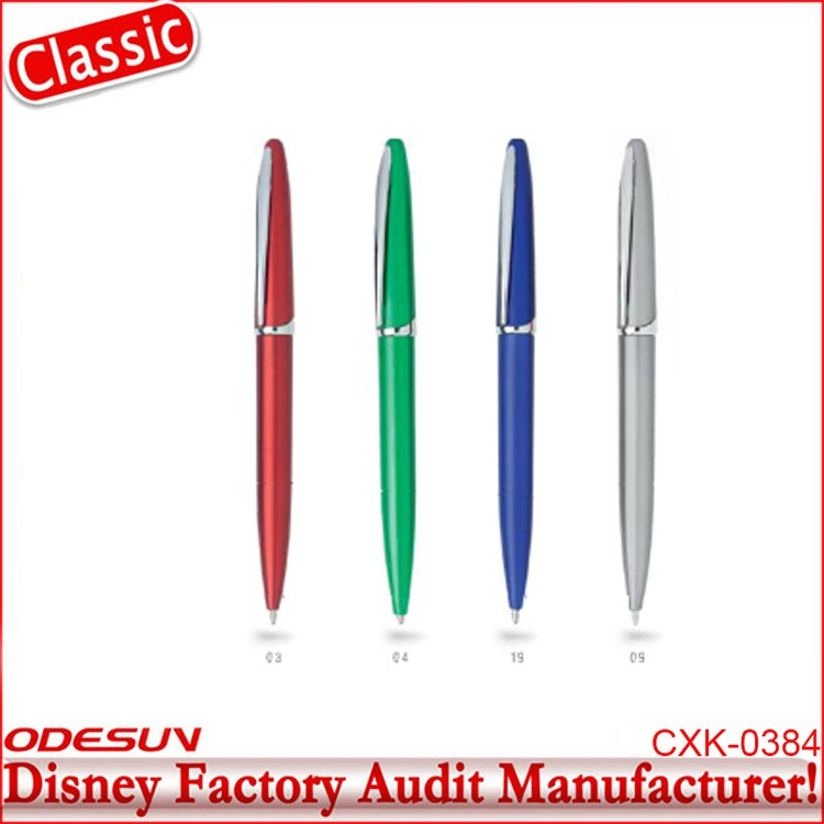 Disney Universal NBCU FAMA BSCI GSV Carrefour Factory Audit Manufacturer plastic roller multi-function ballpoint pens