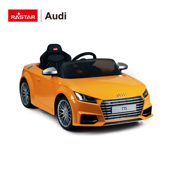 Rastar Classic Audi Realistic car model baby electric ride on toy