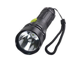 Hot Sale Waterproof Led Flashlight Underwater White Light Diving Torch
