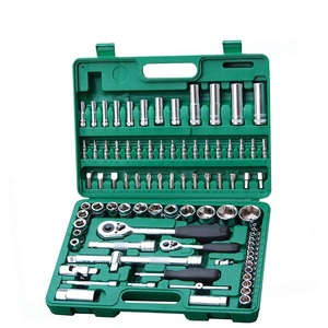 Chinese factory 86 pcs of 6.3x12.5MM series socket tools set
