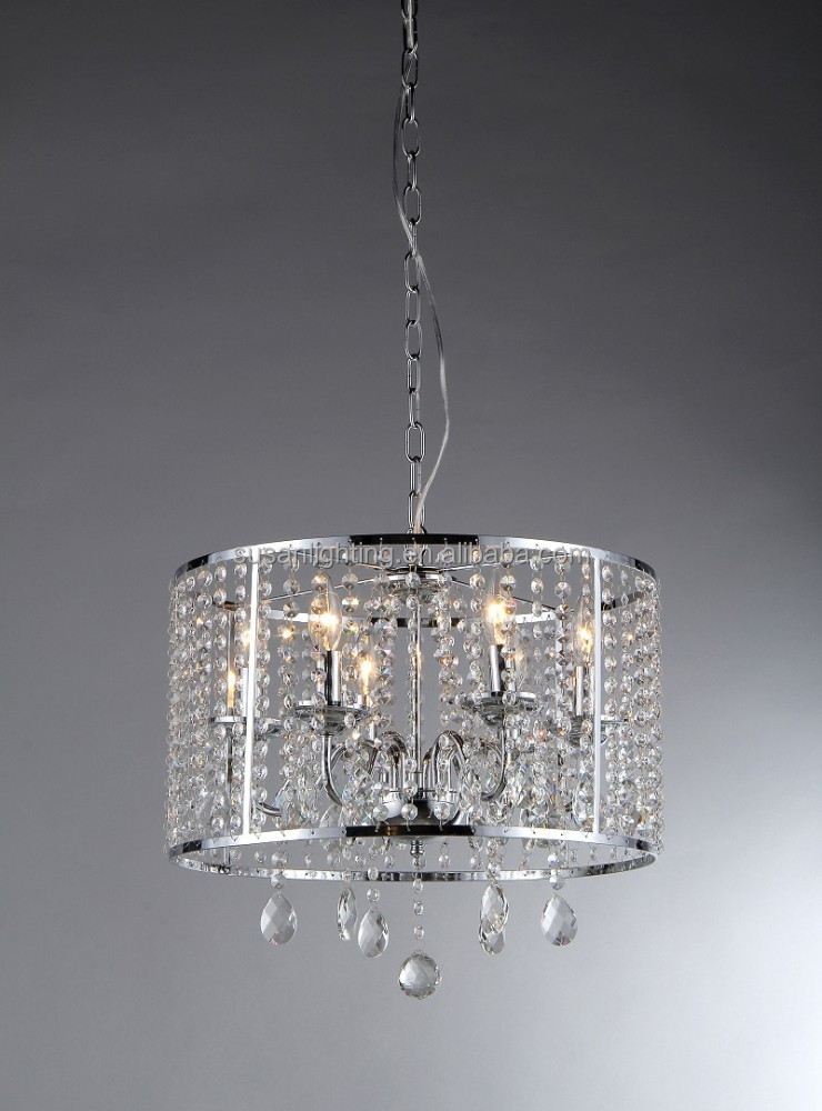 Hottest modern crystal ball ceiling lamp