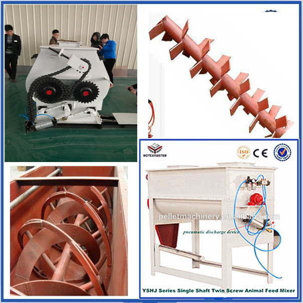 Ydj-250 Chicken Feed Mixer /animal Feed Crusher And Mixer/mixer Machine For  Animal Feed - Buy Ydj-250 Chicken Feed Mixer /animal Feed Crusher And