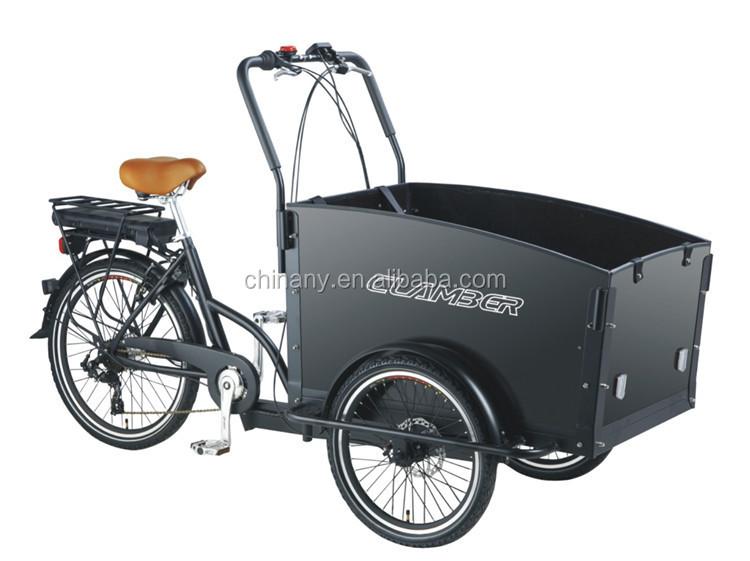 Nanyang / Clamber / Oem Brand 3 Wheel Electric / Pedal Cargo Bike ...