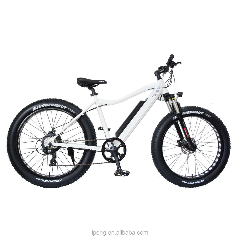 26 inch wheel Samsung li-ion battery 36V 350W electric fat bike