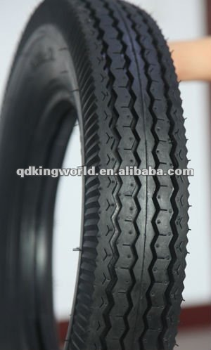 tubeless tire for motorcycle
