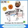 Small scale spherical/ball popcorn maker/popper, stainless steel mini popcorn machine