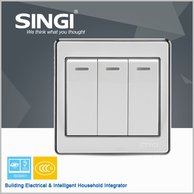Attractive Household Electrical Switches Vignette - Simple Wiring ...