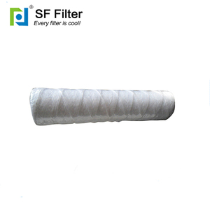 Factory price string wound filter cartridge