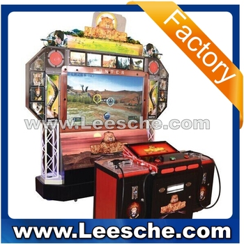 Lsjq-477 Arcade Game New Hunter Shooting For Sale Tv Gun Shooting ...