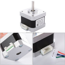 34mm Long NEMA17 Stepper Motor 0.8A/1.2A For 3D Printer