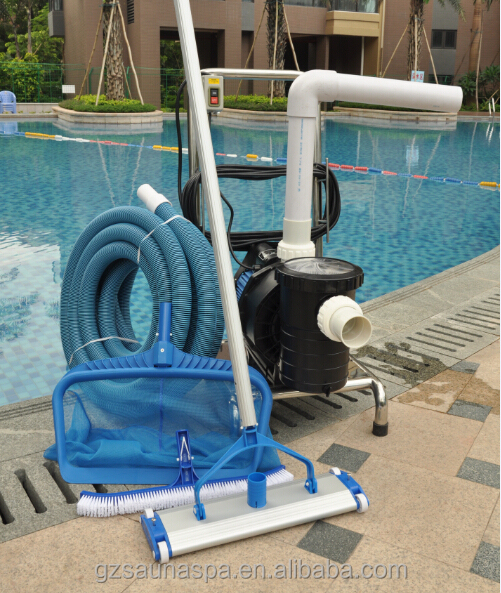 Luxury Swimming Pool Cleaning Kit Hand Vacuum Cleaner Buy Commercial Pool Vacuum Cleaner