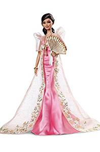Mutya (Philippines) Barbie Doll Direct Exclusive Gold Label Global Glamour Collection