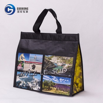 Insulated non woven soft cooler bags with customized logo