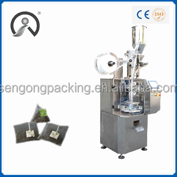 C20 Pyramid tea bag making machine