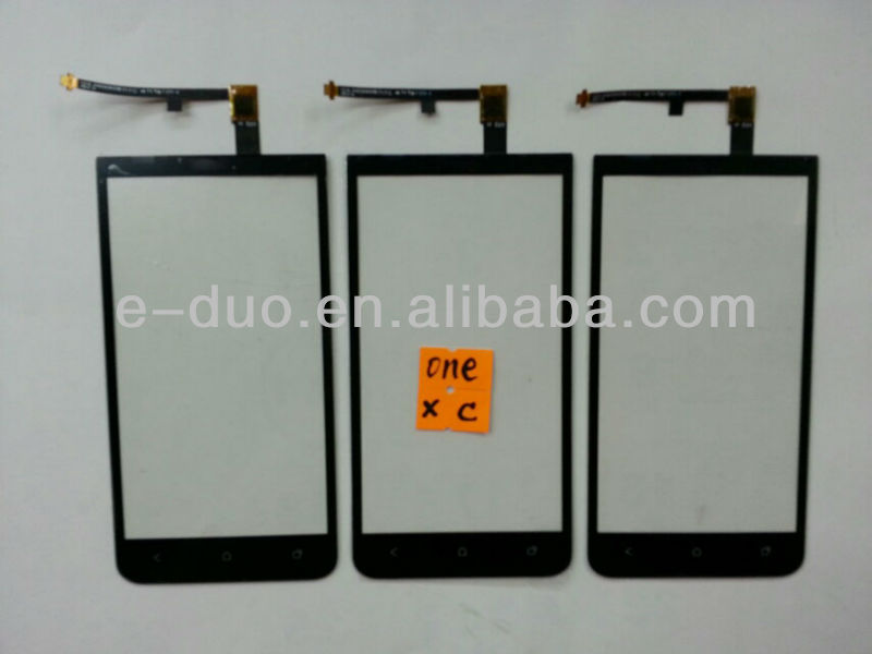 For HTC EVO 4G LTE One XC X720D touch screen digitizer glass lens replacement