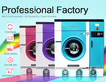 Shanghai guangzhou clothing oil dry cleaning machine price list with Warranty