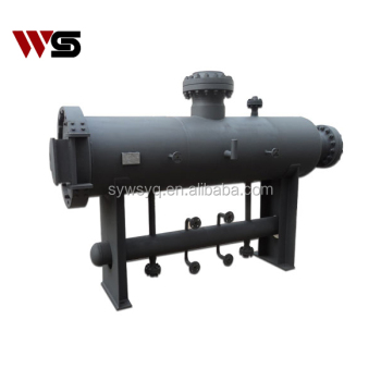 Customize ASME Standard Horizontal Filter Separator for Liquid,soild,gas pipeline