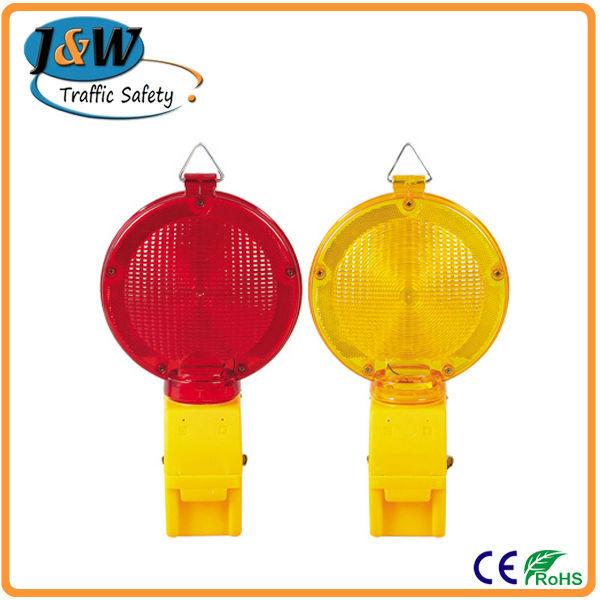 Amber Traffic Signals Magnetic Flashing Led Warning Light