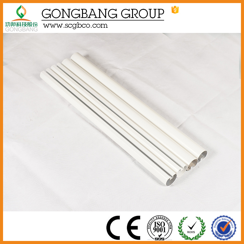 Metal Tube for Ceiling Decoration, Tin/Aluminum Ceiling Baffle