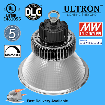 Commercial Warehousing Industrial 240w Ul Dlc Led Industrial High ...