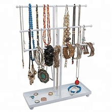 Metal Jewelry Display Stand for Bracelet and Necklace