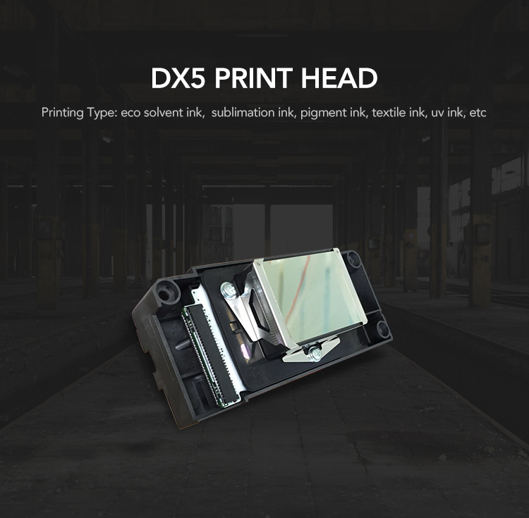 original dx5 print head for 4800 7800 4400 9450 R1800 1900 printers