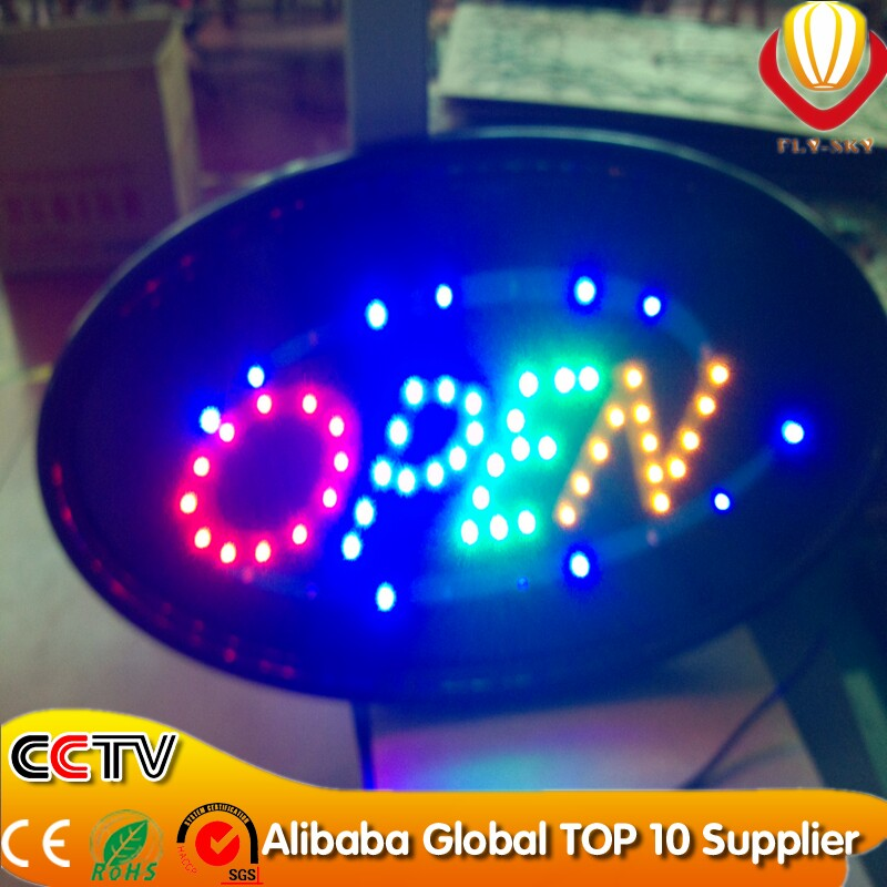 Super Brightness Circuit Diagram Led Sign Board Animated ...