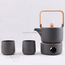 Chinese Supplier Household Chinese Style Black Tea Cup Sets