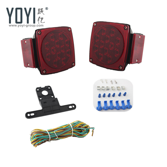 YCL002 DOT Approved Submersible LED Trailer Light Sets