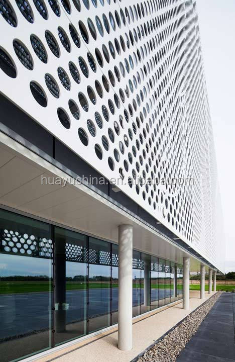 Architectural Decoration For Facade Wall Panels
